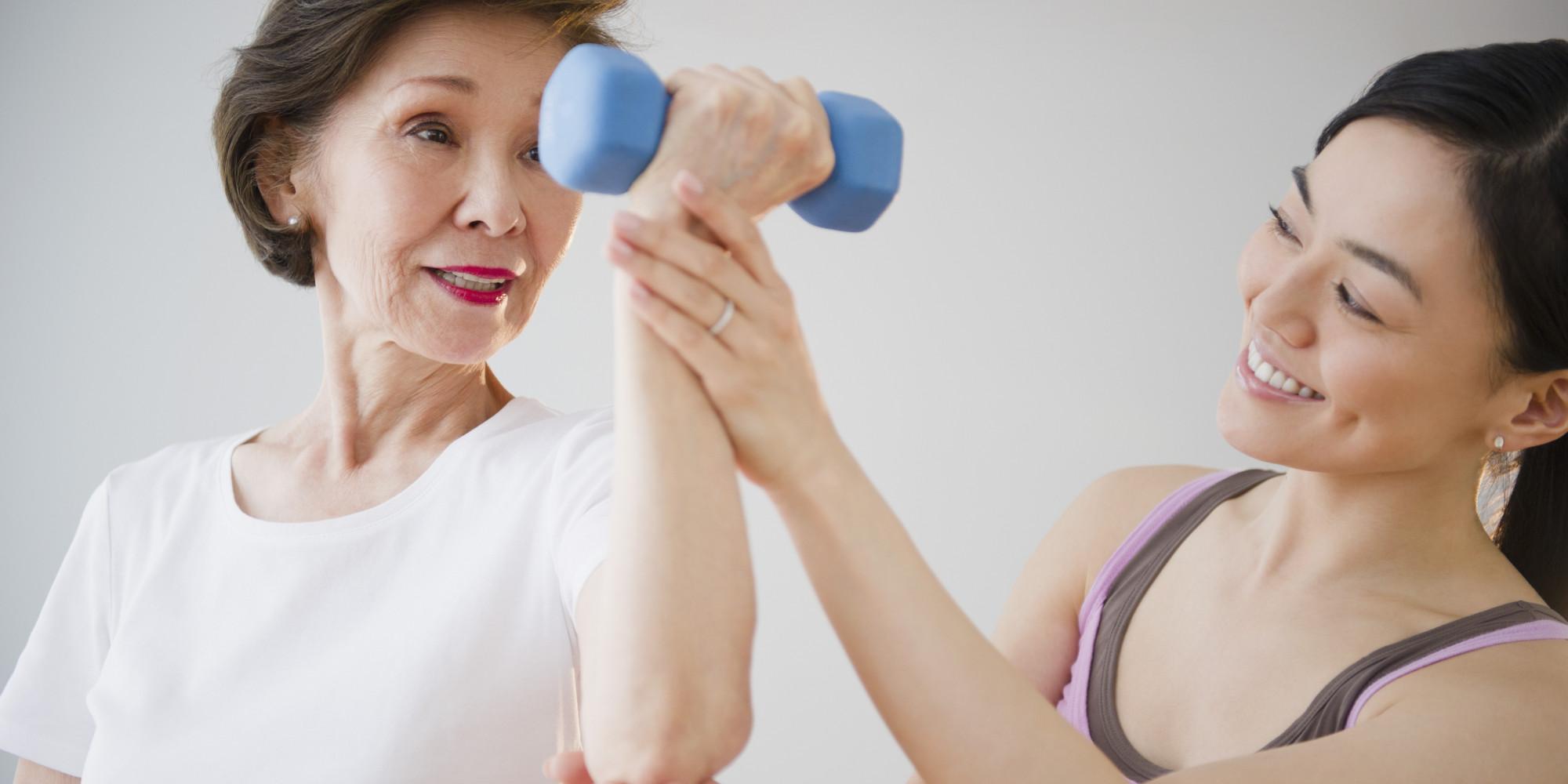 Gym Seniors et Personnes agées