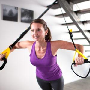 TRX entretien physique et renforcement musculaire