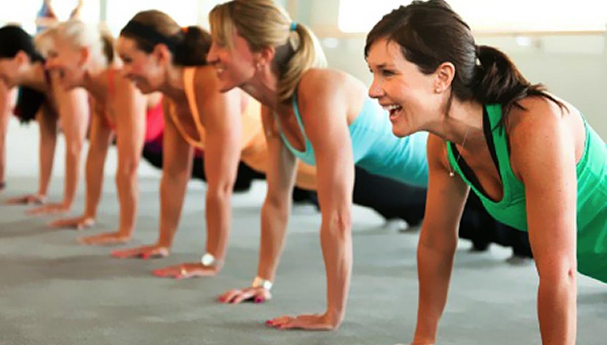 Cours de sport pour femmes en entreprises